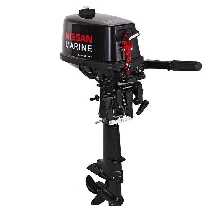 Мотор Nissan Marine NSF 8