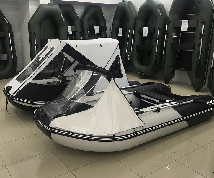 чехол на лодку 3200